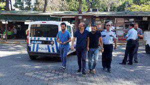 Eski Devlet Hastanesi Baş Hekiminin de aralarında bulunduğu 30 kişi gözaltına alındı