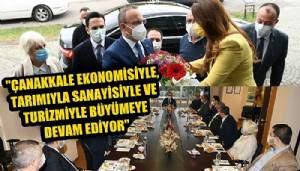 2021 yılı Çanakkale'mizin ve Türkiye'mizin yılı olacak