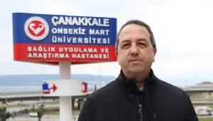 Şener: Çok yakında plazma tedavisini Çanakkale'de uygulamaya başlayacağız
