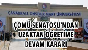 Çanakkale'ye üniversite öğrencisi gelmeyecek!