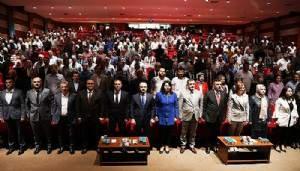 İstanbul'da yaşayan Çanakkalelilerle bir araya geldiler