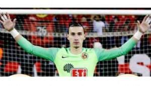 Umurbeyli genç kaleci Süperlig'e transfer oldu!