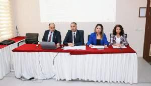 BİGA'DA OKUL MÜDÜRLERİ İSTİŞARE TOPLANTISI YAPILDI