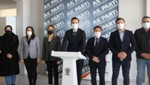 AK Parti'li Makas: 'CHP'yi Muharrem İnce'ye ve Nejat Önder'e sorun'