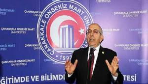 ÇOMÜ Rektörü Prof. Dr. Sedat Murat'ın Yeni Yıl Mesajı