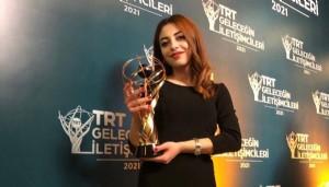 ÇOMÜ Öğrencisi TRT'den Ödülle Döndü