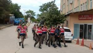 Çanakkale'de çaldılar, Edirne'de yakalandılar