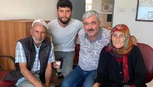 FATMA NİNE'Yİ SAHİPSİZ BIRAKMADILAR