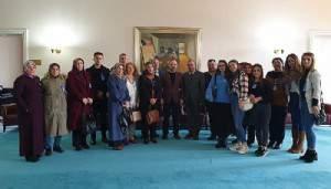 MHP heyeti Turan'ın misafiri