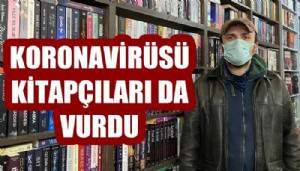 Koronavirüs Kitapçıları da Vurdu