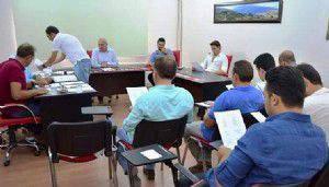 Lapsekispor başkanlığına Halil Özer seçildi