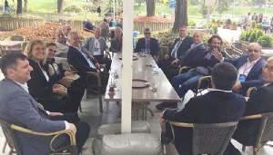 CHP Biga İlçe Teşkilatı Bölge Toplantısı'na Katıldı