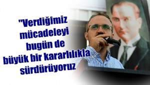 AK Parti Grup Başkanvekili ve Çanakkale Milletvekili Bülent Turan'ın 30 Ağustos Zafer Bayramı Mesajı