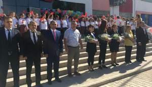 Ayvacık'ta İlköğretim Haftası Kutlandı