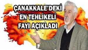 Perinçek, Yenice'deki depremlerin ardından dikkatleri oraya çekti!