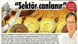 Altın alımında taksit sayısı artırıldı