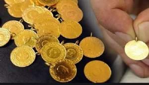 Gram altın 460 lira, çeyrek 757 lira