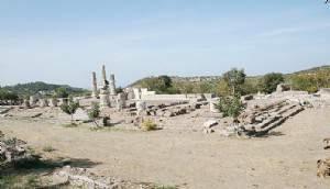 Kültür turizminin yeni noktası Parion
