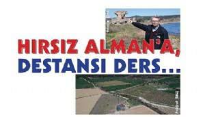 HIRSIZ ALMAN'A, DESTANSI DERS…