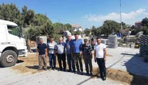 AK Parti Heyeti, Gülpınar'a Yapılan Yatırımları İnceledi
