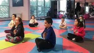 Çocuk Yogasında 2. Dönem Başlıyor