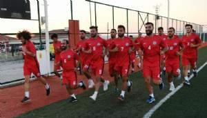 Lapsekispor Top Başı Yaptı