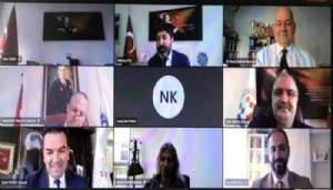 Spor Bilimleri Fakülteleri Dekanlar Konseyi 9. Genel Kurul Toplantısı Online Yapıldı