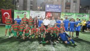 Müdürlükler Arası Futbol Turnuvasında Şampiyon, Temizlik İşleri Oldu