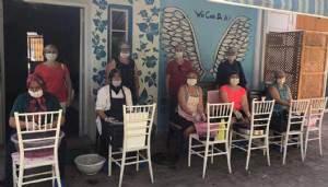 CHP'li Kadınlardan Alaşehir Çıkarması