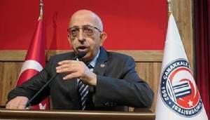 Rektör Murat Babalar Günü'nü kutladı