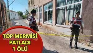 Jandarma ve savcı olay yerinde (VİDEO)