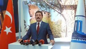 Vali Tavlı'dan 10 Ocak Çalışan Gazeteciler Günü Mesajı
