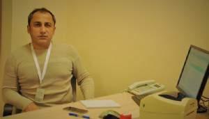 Devlet Hastanesinde Gastroenteroloji Cerrahi Uzmanı görevde