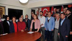 AK Partili kadınlardan CHP'li Başkan'a tepki